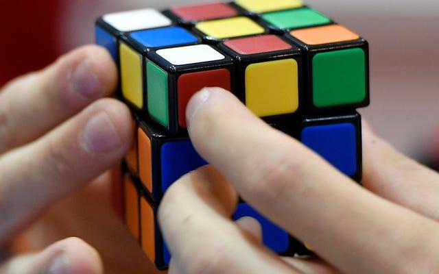 L'IA da autodidatta padroneggia il cubo di Rubik senza l'aiuto umano