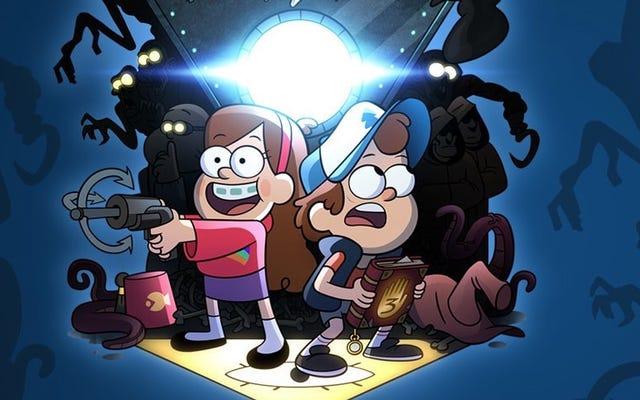 O criador de Gravity Falls, Alex Hirsch, assinou um acordo com a Netflix