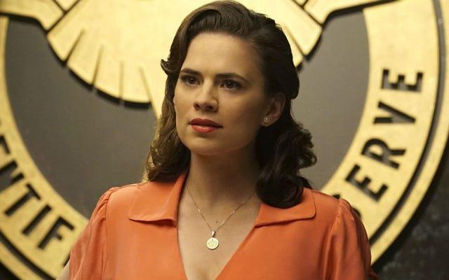 ABC a annulé l'agent Carter de Marvel