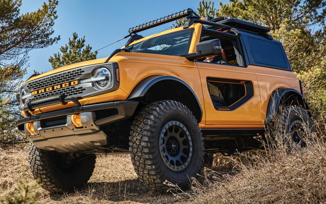 Ceny Ford Bronco 2021: dwudrzwiowe ceny zaczynają się od 29995 USD (zaktualizowane)