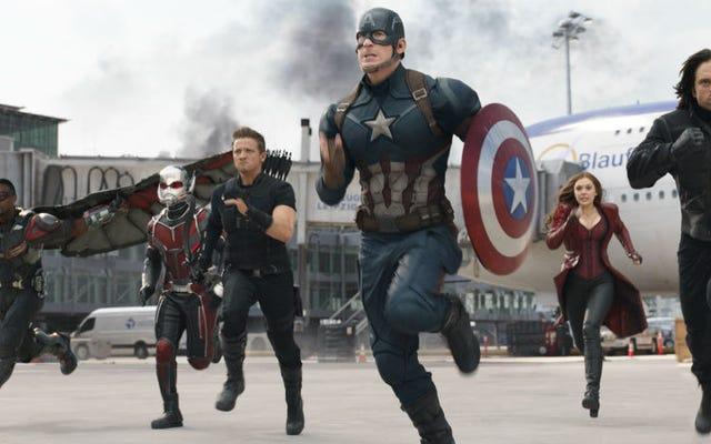 キャプテンアメリカ:シビルウォーは幻想的なアベンジャーズ映画時代のウルトロンはあるべきだった
