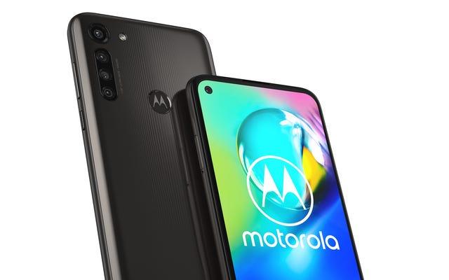 Motorolaは、巨大なバッテリーを搭載した新しいミッドレンジのMotoG8を発売します