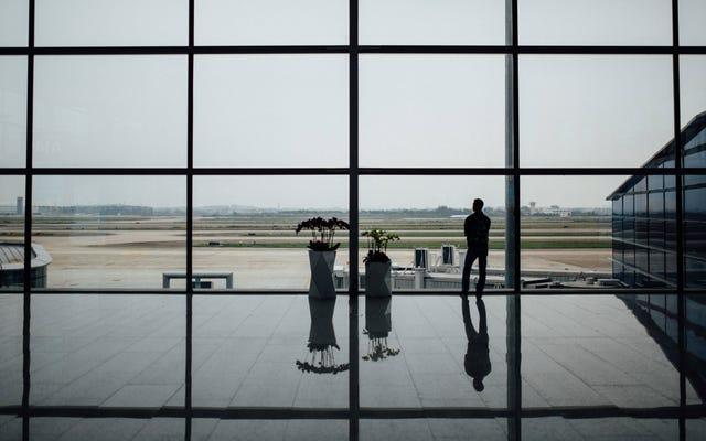 ประหยัดค่าธรรมเนียมการจองตั๋วเครื่องบินโดยการซื้อตั๋วของคุณที่สนามบิน