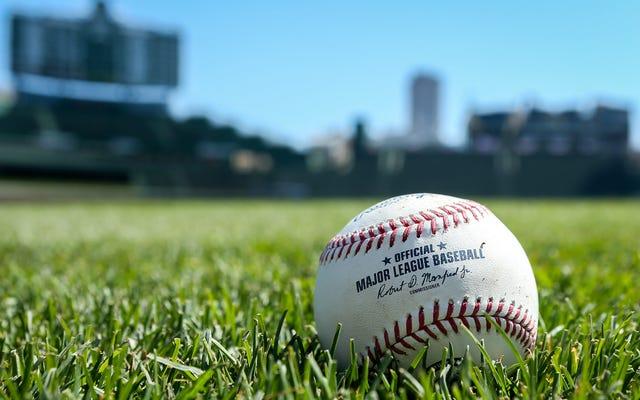 いいえ、野球には今年帰国する道徳的要請はありません