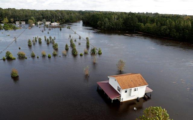 気候変動は私たちのハリケーンスケールを時代遅れにしている