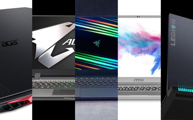 แล็ปท็อปทั้งหมดบรรจุ CPU และ GPU ใหม่จาก Intel และ Nvidia ไปยัง Drool Over ทันที