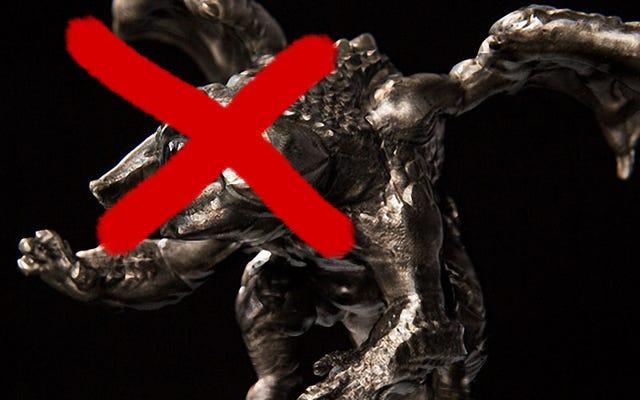 Valve envía una estatua terrible a los fanáticos de DOTA 2, ahora tiene que enviar otra