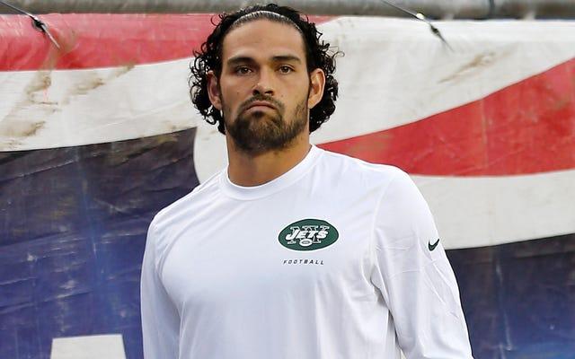 """Mark Sanchez dà a Sam Darnold (e davvero a chiunque) ottimi consigli: """"Vai avanti"""" da Jets"""