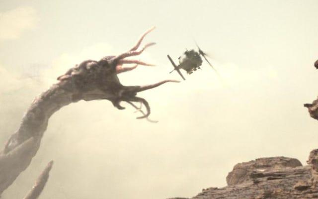 Sequel Monsters to stereotypowa macho fantasy przebrana za film o potworach