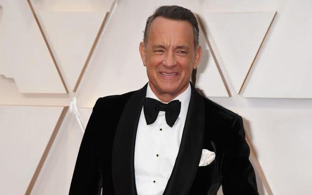 ¡Buenas noticias, malditos! Ahora puedes ver cómo se ve el plasma de Tom Hanks