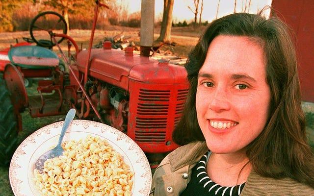 アニーズの自家製マカロニアンドチーズの背後にある本物のアニーに会いましょう(そうです、彼女は実在の人物です)