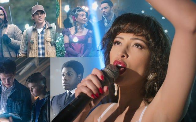 Selena hace una reverencia, James Marsden toma The Stand y Shonda Rhimes llega a Netflix este diciembre en la televisión