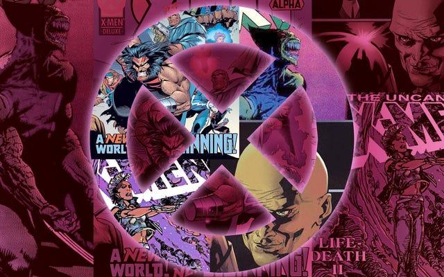 Archi del passato futuro: 14 storie classiche degli X-Men che sarebbero buoni film degli X-Men