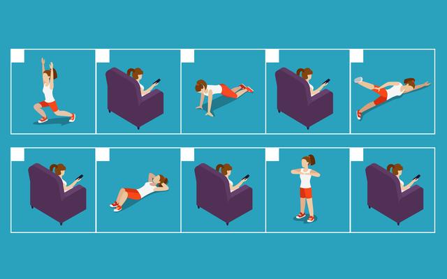 Czy naprawdę potrzebujesz dnia odpoczynku po ćwiczeniach?