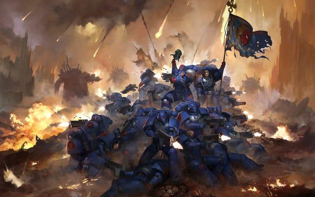 Il y a trop de jeux vidéo Warhammer