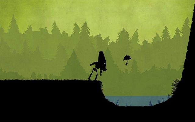 エイリアンはこの美しいアニメーション短編で人類の歴史を地下で過ごす