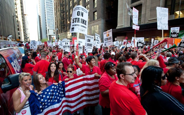"""राष्ट्रीय """"काम करने का अधिकार"""" कानून संघ सर्वनाश होगा"""