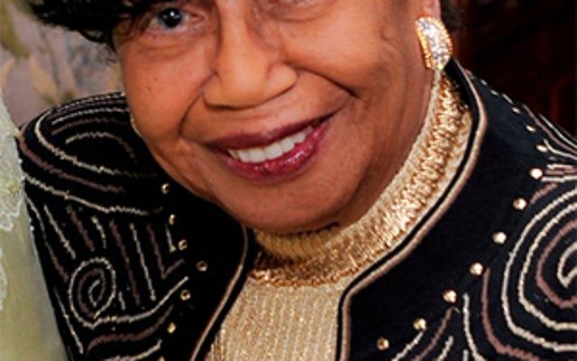 アイネズ・Y・カイザー、全国広報会社を所有する最初の黒人女性、98歳で死去