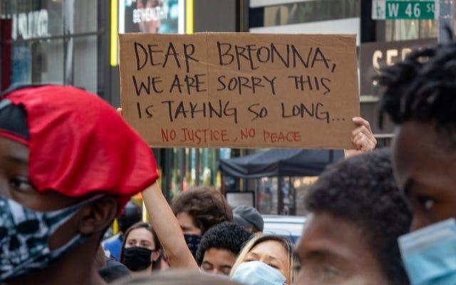 सामाजिक न्याय संगठन ब्राइडन टेलर के सम्मान में चार दिवसीय 'ब्रेयोनकॉन' आयोजित करने की स्वतंत्रता तक