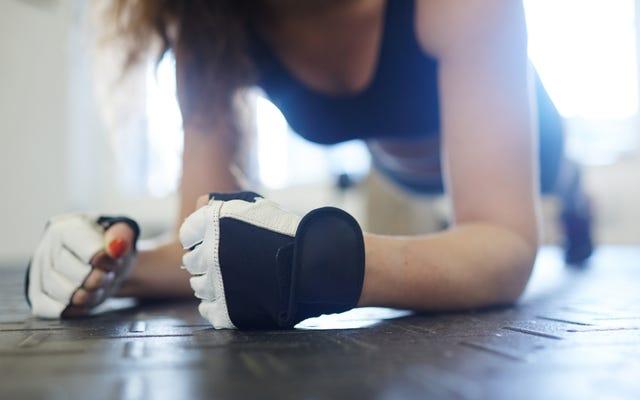 Neden Squat veya Deadlift'lerden Önce Plank Yapmalısınız?