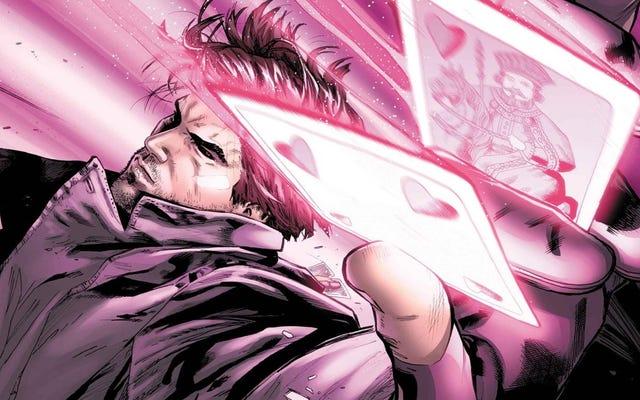 Báo cáo: Phim Gambit của Channing Tatum có thể có đạo diễn mới ở Gore Verbinski