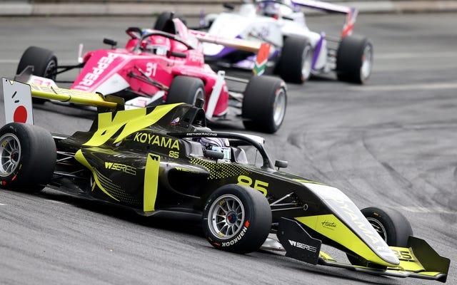 Dòng W có thể trở thành chuỗi hỗ trợ mới của Formula One