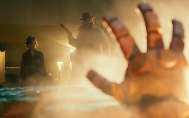Briser les scènes post-crédits cryptiques de Hellboy