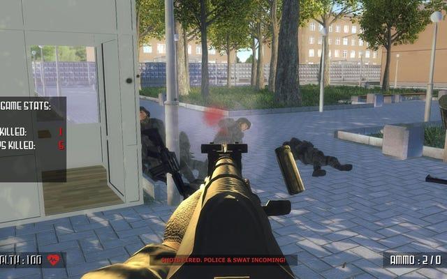 Valve loại bỏ trò chơi bắn súng trường học khỏi Steam