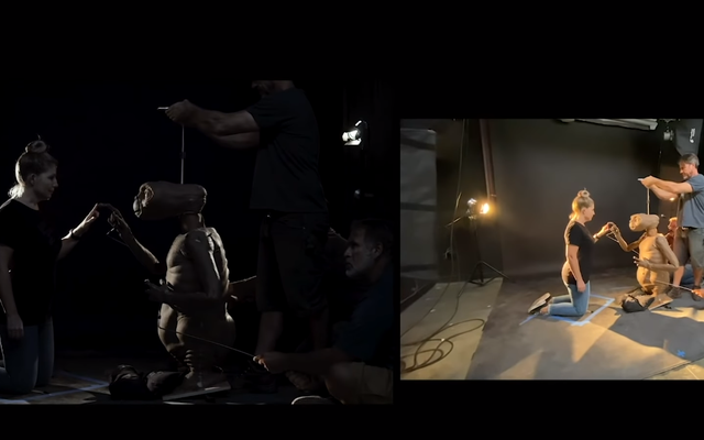 Bagaimana Para Ahli di Legacy Effects Menghidupkan ET Kembali