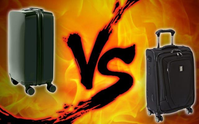 Разбор чемоданов: «умный» багаж против стандартной ручной клади