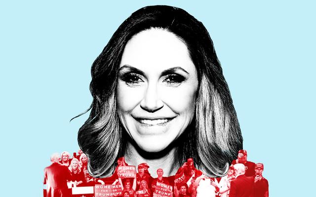 """L'appello pericoloso e """"riferibile"""" di Lara Trump"""