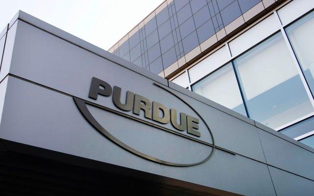 นิวยอร์กกลายเป็นสถานะล่าสุดของ Sue Purdue Pharma เกี่ยวกับการตลาด Opioid