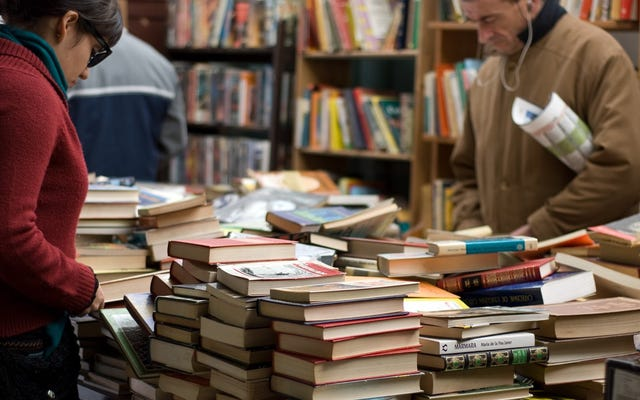 ค้นพบสิ่งที่จะอ่านต่อไปด้วย 'Instagram for Books'