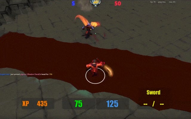 Modder convierte Dota 2 en un juego de disparos en tercera persona