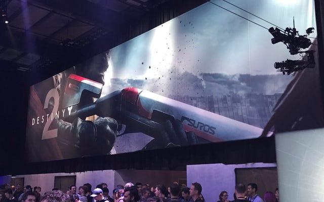 Xem trực tiếp sự kiện The Destiny 2, ngay tại đây [CẬP NHẬT: Hết]