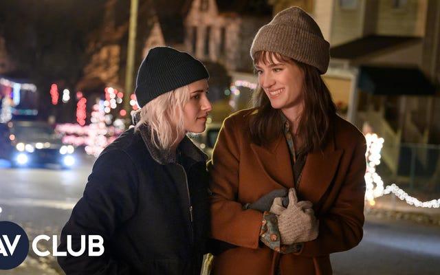 クリステン・スチュワートは、最も幸せな季節が奇妙な視聴者にとってカタルシスを感じることを望んでいます