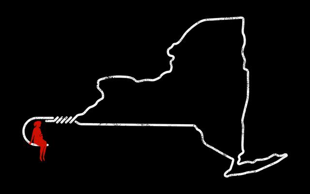 ニューヨークの時代遅れの堕胎法の手で、あと何人の女性が苦しむでしょうか?