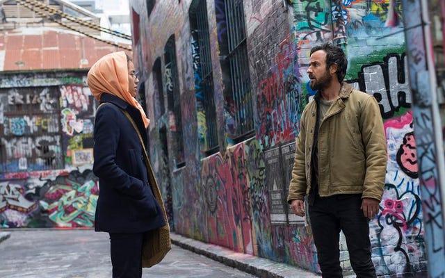 इमोशनल लेफ्टओवर में केविन और नोरा सड़क पर एक कांटे पर आ जाते हैं