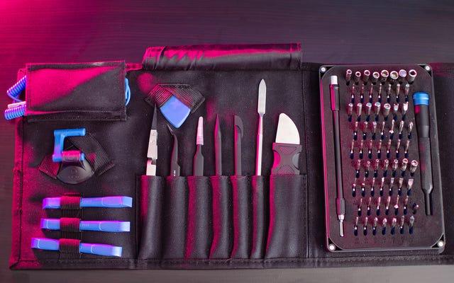 La boîte à outils iFixit Pro est le seul kit de réparation électronique dont j'ai jamais besoin