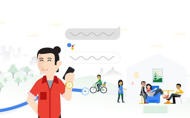 Giờ đây, bạn có thể quản lý Trợ lý Google trong ứng dụng Tin nhắn và các ngôn ngữ khác