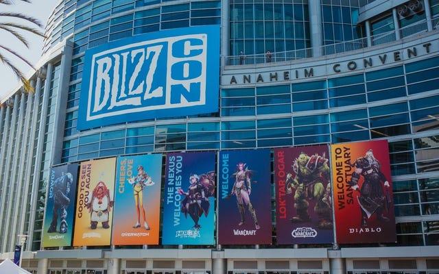 Lịch trình Blizzconline 2021 đã có sẵn và Chúa ơi, tôi sẽ bỏ lỡ World Cup Overwatch