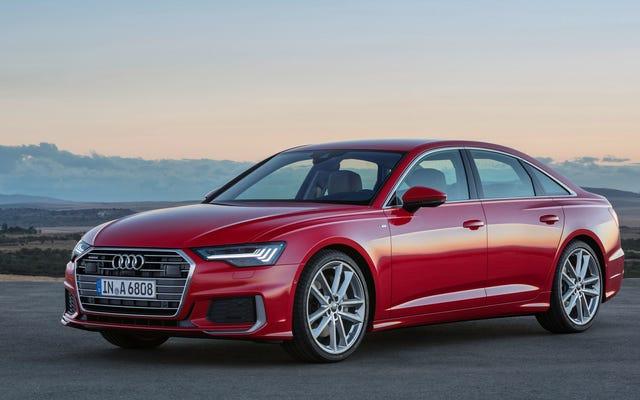 2019 Audi A6 Diğer Audi'den Farklı Görünmüyor (GÜNCELLENDİ)