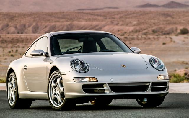 Puoi acquistare questa folle Porsche 997 al prezzo di una Ford Focus ST