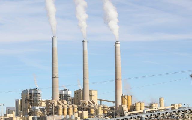 Настало идеальное время для отключения большинства грязных электростанций