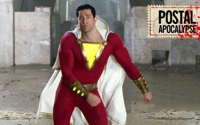郵便の黙示録:どのDCスーパーヒーロー映画が実際に作られるのか?