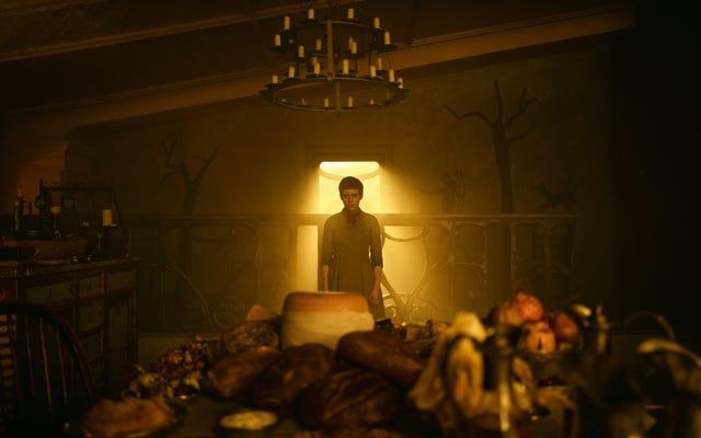 Gretel And Hansel membuat pesta yang memukau dari atmosfer menakutkan dan citra okultisme