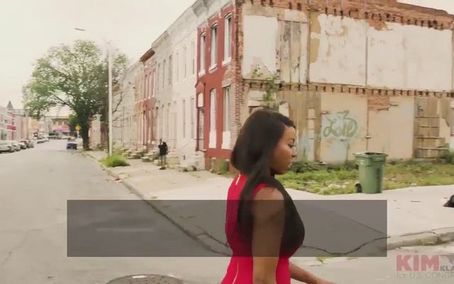 Ver: Republicano negro reinicia el cable para explicar cómo los demócratas arruinaron Baltimore