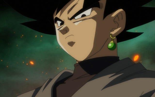 Dragon Ball będzie miał nową transformację Super Saiyan z innym kolorem włosów