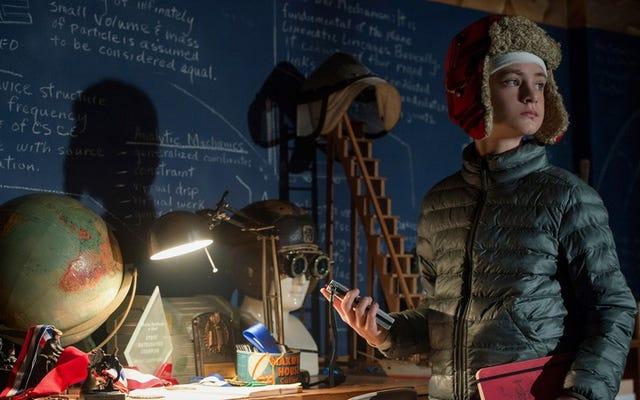 Seorang jenius berusia dua belas tahun merencanakan pembunuhan dalam Buku Henry yang dibuat-buat