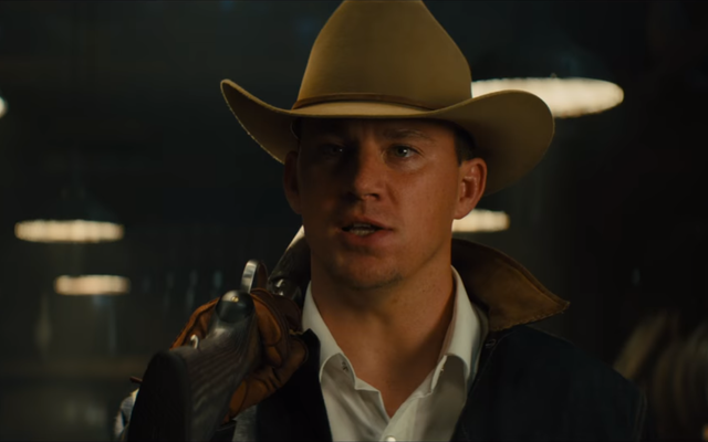 El smarmy sureño espía de Channing Tatum hace una entrada en New Kingsman: The Golden Circle Clip